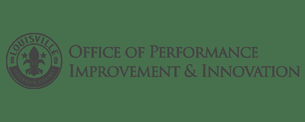 Office of Performance Improvement & Innovation